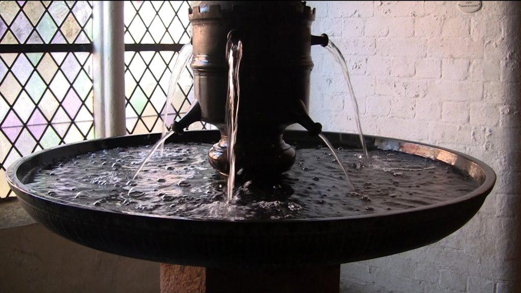 Kloster Luene_Brunnen